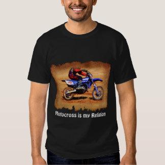 Motocross Dirt-Bike Champion Racer 4 T-Shirt