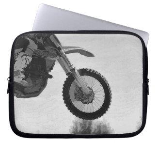 Motocross Dirt-Bike Championship Race Computer Sleeve