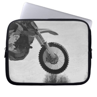 Motocross Dirt-Bike Championship Race Laptop Sleeve