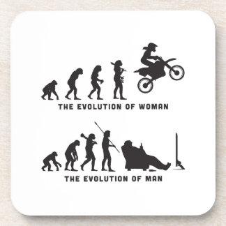 Motocross Drink Coasters