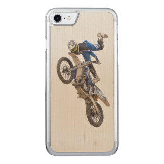 Motocross Extreme Tricks Carved iPhone 8/7 Case