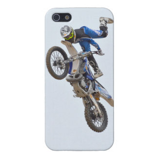 Motocross Extreme Tricks Cover For iPhone SE/5/5s