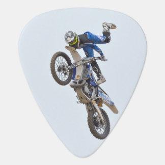 Motocross Extreme Tricks Guitar Pick