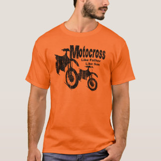 Motocross Father/Son T-Shirt