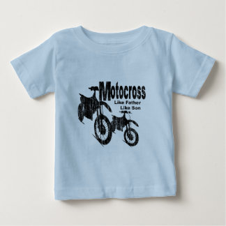Motocross Father/Son Tee Shirt