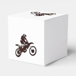 Motocross Favor Box