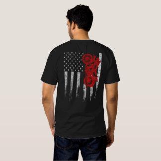 Motocross Flag T-Shirt