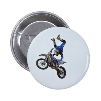 Motocross Flying High Pins