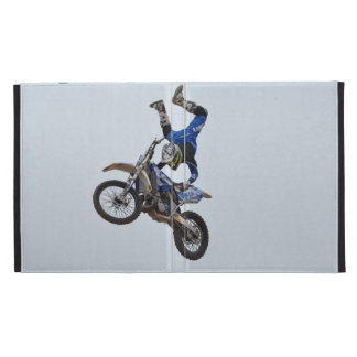 Motocross Flying High iPad Folio Case
