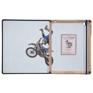 Motocross Flying High Cases For iPad