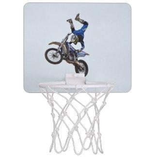 Motocross Flying High Mini Basketball Hoops