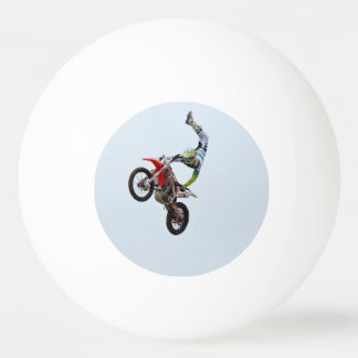 Motocross Freestyle Ping-Pong Ball