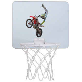 Motocross Freestyle Mini Basketball Backboards