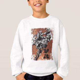 Motocross Grunge Sweatshirt