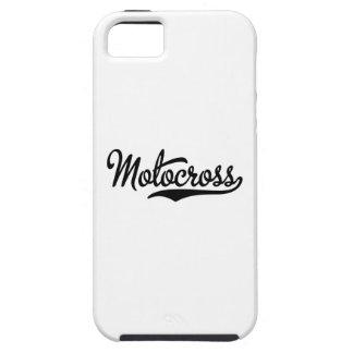 motocross iPhone 5 funda