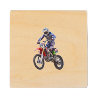 Motocross Jump Maple Wood Coaster