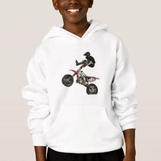 motocross kid's hoodie