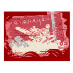 Motocross Lifestyle Tshirts and Gifts Post Card