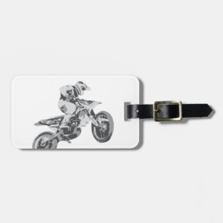 Motocross Tags For Luggage