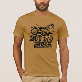 Motocross Men's T-Shirt