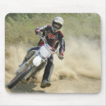 Motocross mouse pad