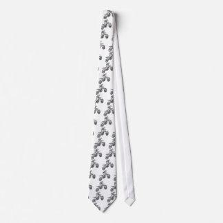 Motocross Neck Tie