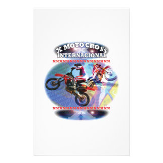 Motocross Papeleria De Diseño