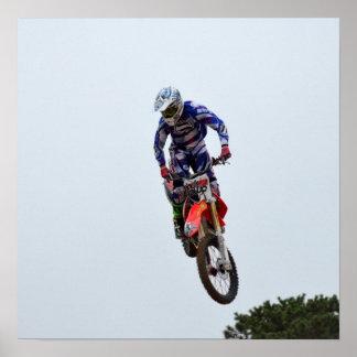 Motocross Print