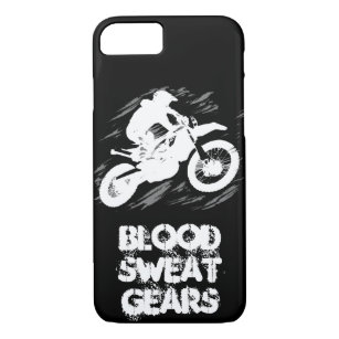 super popular d69d0 b7570 Motocross Quote Sport Motorcycle Racing Quote iPhone 8/7 Case