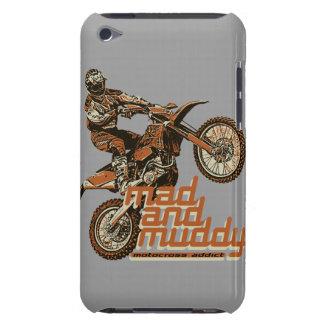 Motocross racer iPod touch case