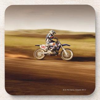 Motocross Rider 2 Drink Coaster