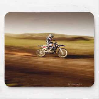 Motocross Rider 2 Mouse Pad