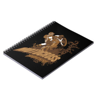 Motocross Rocks! Notebook