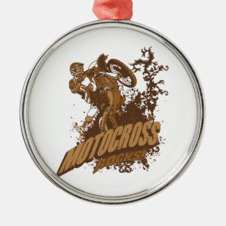 Motocross Rocks! Ornaments