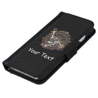 Motocross Stunt iPhone 6/6s Wallet Case
