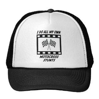 Motocross Stunts Trucker Hat