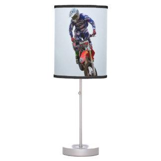 Motocross Table Lamp