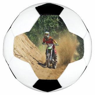 Motocross-themed Football Soccer Ball 2
