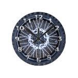 Motocross Tire Clock