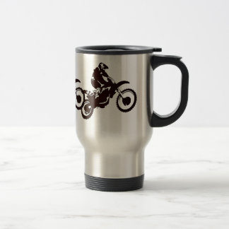 Motocross Travel Mug
