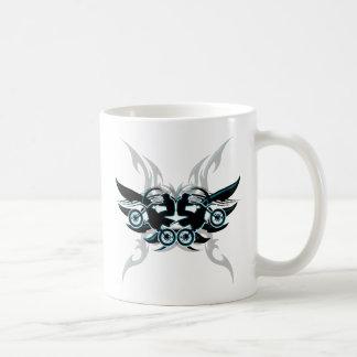 Motocross Tribal Coffee Mug