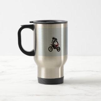 Motocross Tricks Coffee Mug