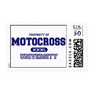 Motocross University Postage