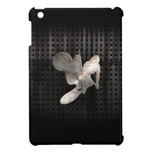 Motocross Whip; Cool Black iPad Mini Case