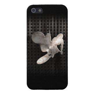 Motocross Whip; Cool Black iPhone SE/5/5s Case