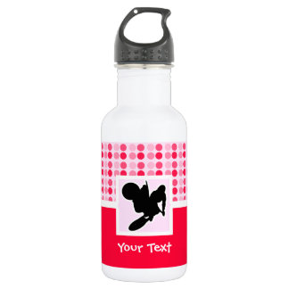 Motocross Whip Stainless Steel Water Bottle