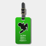 Motocross Whip Tag For Luggage