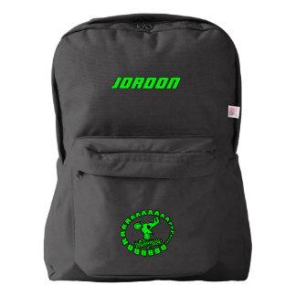 Motocrsoss brrrrraapppp backpack