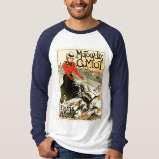 Motocycles Comiot, Steinlen T-Shirt