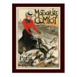 Motocycles Comiot Tarjetas Postales